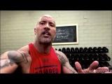The Rock Dwayne Johnson about Canelo vs Golovkin 2