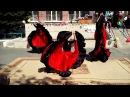 Девочки из детского дома классно танцуют испанский