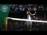 Wimbledon 2017 - Best shots from Andy Murray v Dustin Brown