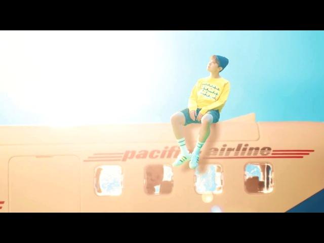 J-HOPE * AIRPLANE WINGS FLY SO FAR AWAY