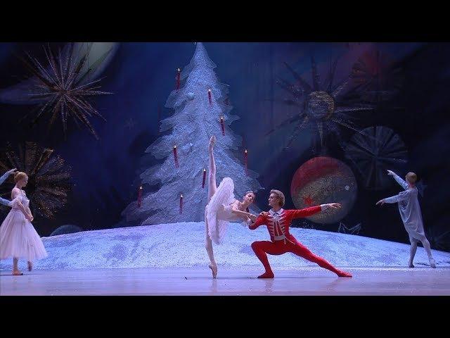 Адажио из балета Щелкунчик (А.Никулина, Д.Родькин) 2014