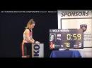 Women U17 58kg - 2017 EUROPEAN WEIGHTLIFTING CHAMPIONSHIPS U15 U17