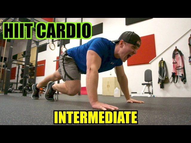 HIIT Cardio Circuit for INTERMEDIATE | HIIT Workout 2 | Men AND Women!