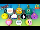 2017 FULL WORLD SET McDONALDS ADVENTURE TIME HAPPY MEAL TOYS CARTOON NETWORK EUROPE ASIA COLLECTION