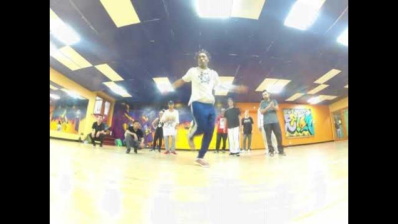 Solo Meech de France Workshops House Dance @ Culture Schock Studio 12 02 2018