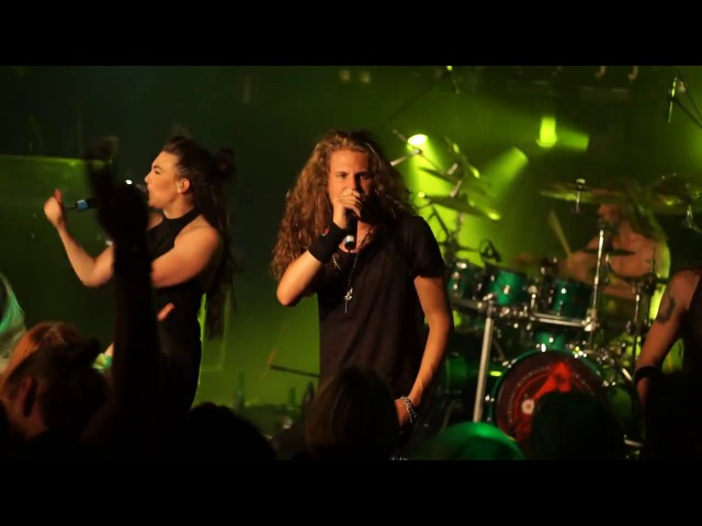 AMARANTHE - 10000 LIGHT YEARS live at Lux Motala/1-09-2017