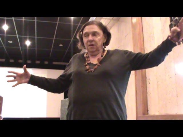 Паола Волкова Леонардо 2 Возрождение лекция