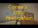 Corpe's CMD Application [Cutscene]