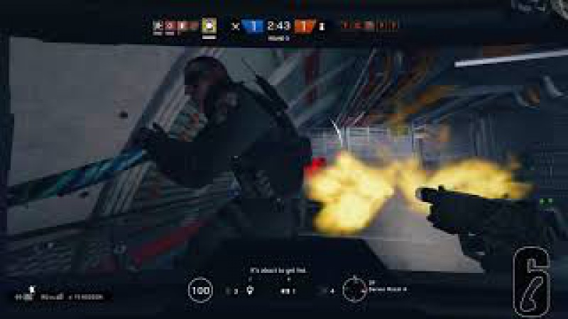 R6:Siege - Blitz, speed without borders