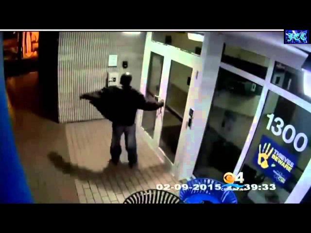 Flakka User Tries To Break Into Police HQ