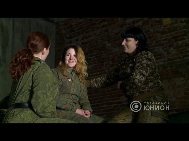 Женщины-танкисты ДНР. 12.03.2018,