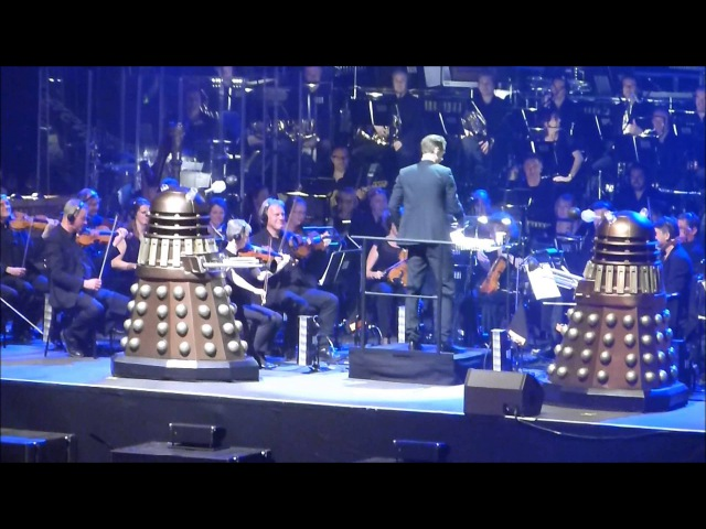 Doctor Who Symphonic Spectacular Wembley Arena 2015