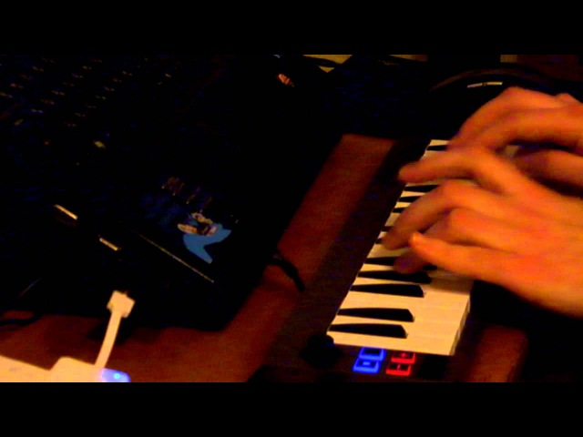 Vangelis - Chariots Of Fire M-Audio Keystation mini 32 cover