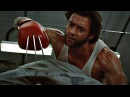 Боксёрский спарринг Логана и Фреда (Пузыря). Люди Икс: Начало. Росомаха. 2009