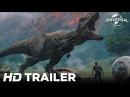 Jurassic World Reino Ameaçado - Trailer Internacional 1 Universal Pictures HD