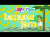 Jupi Plays Indie Games ALL THE GAMES Banana Jam