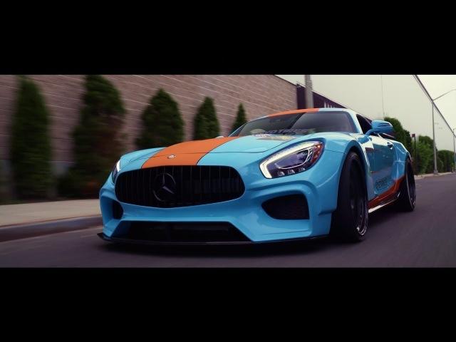 BONES - TISSUE | MERCEDES AMG GT S 4K