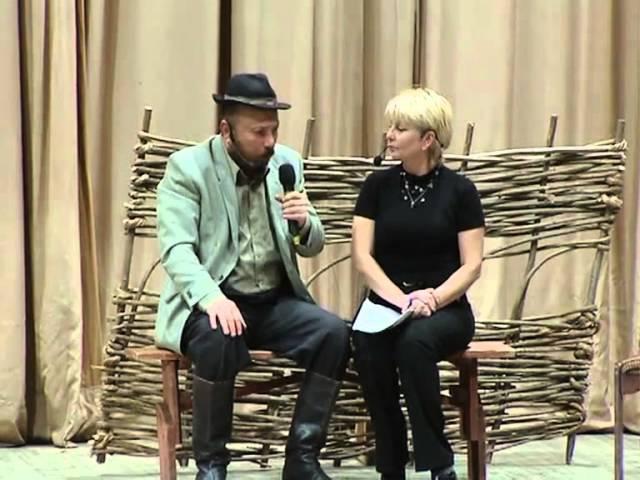 Артур и Фатима Кидакоевы в программе приключение Нану Нануевича.
