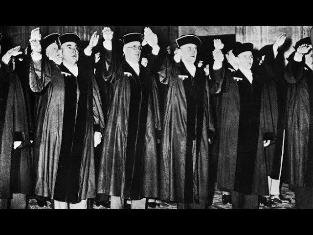 Nazis im Staatsapparat der BRD - Ursache Folgen - Akte Rosenburg