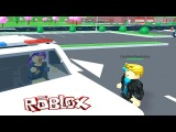 ROBLOX the NEIGHBORHOOD of ROBLOXIA ROLEPLAY IT'S A CHASE!