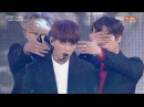 BTS Blood Sweat Tears Fire @ MBC MelOn Music Awards 161119