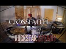 Crossfaith - Rockstar Steady ft. JESSE from The BONEZ / RIZE (Drum Cover)