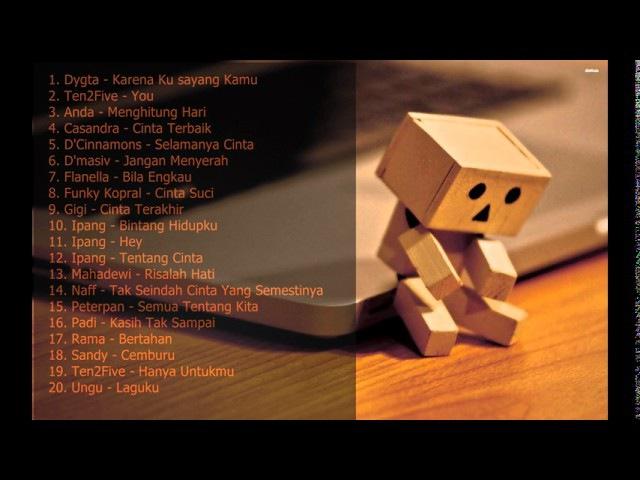 Kumpulan Lagu Indonesia Akustik Tahun 2000-an