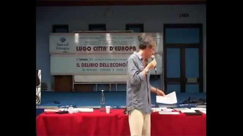 Paolo Barnard spiega la truffa del signoraggio bancario.