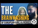 The State as a pimp the Brainwashing of german Girls