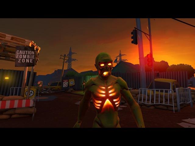 ZR: Zombie Riot - Release Trailer