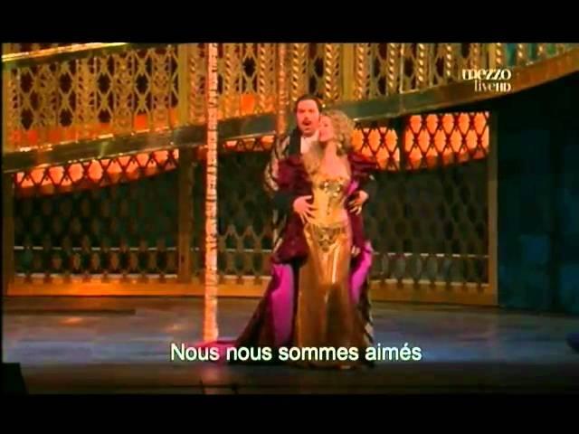 Thaïs: entrée C'est Thaïs.. - Renée Fleming