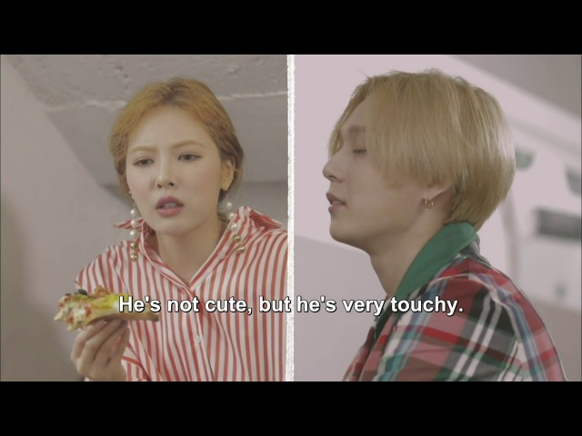 Hui and EDawns Dating History Revealed | Triple H Fun Agency | E! Asia