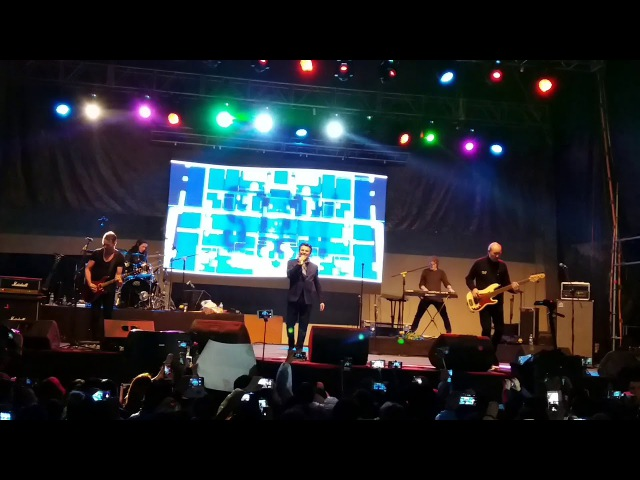 Thomas Anders brother louie EN VIVO LA PAZ BOLIVIA FRV