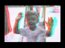 Anaglyph WINTER PARK Super 3D 3D VIDEO