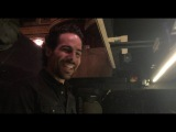 Under the HAMILTON Stage with Music Director Alex Lacamoire