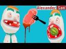 ГОТОВКА ЧЕЛЛЕНДЖ Готовим СОК СЫРОЕ МЯСО Мультики для детей про готовку Смешная ...
