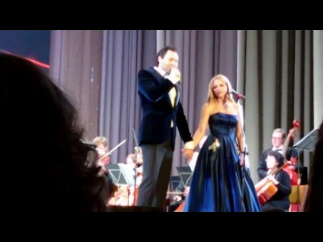 Юлия Михальчик и Евгений Кунгуров - Надежда (Сольник 2018) LiVe