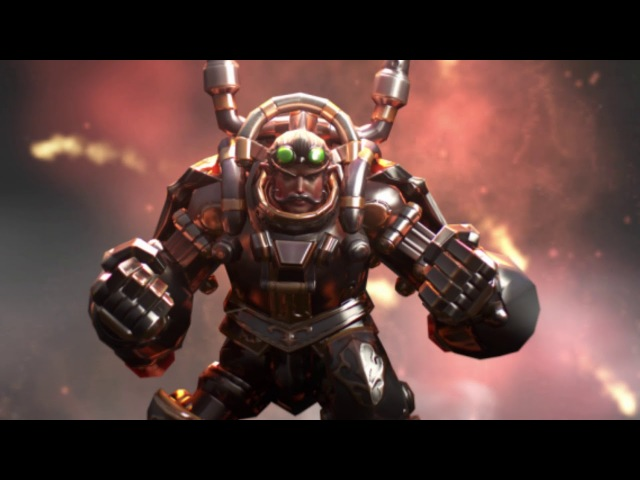 Vainglory Hero Skin Reveal (Update 3.1): Tony