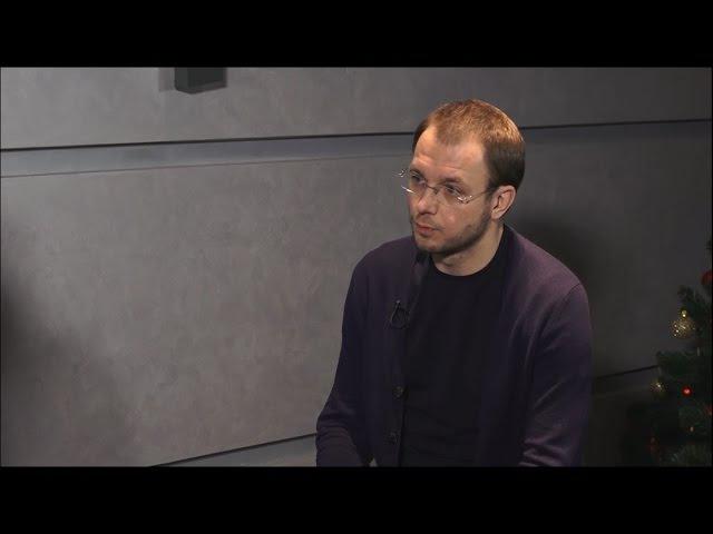 2016 12 21 Интервью Дениса Ковалевича телеканалу Тротек