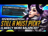 Overwatch  Is Mercy Bad Now - Meta Balance Discussion