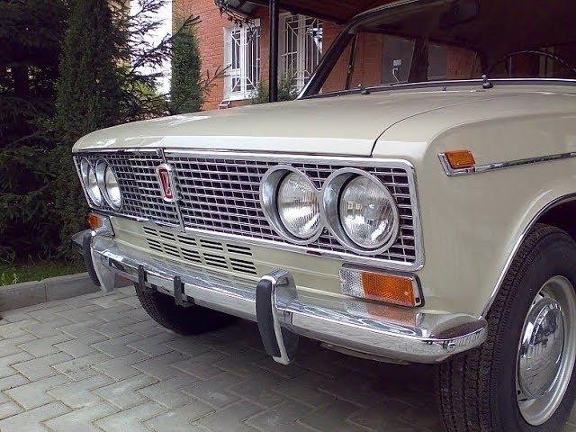 Капсула времени ВАЗ-2103 1975-го года с пробегом 378 км
