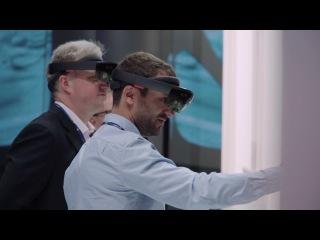 Microsoft HoloLens for NOVATEK