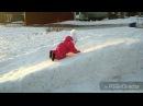 ятестируюнордман Прогулка в Nordman Lumi Первые морозы