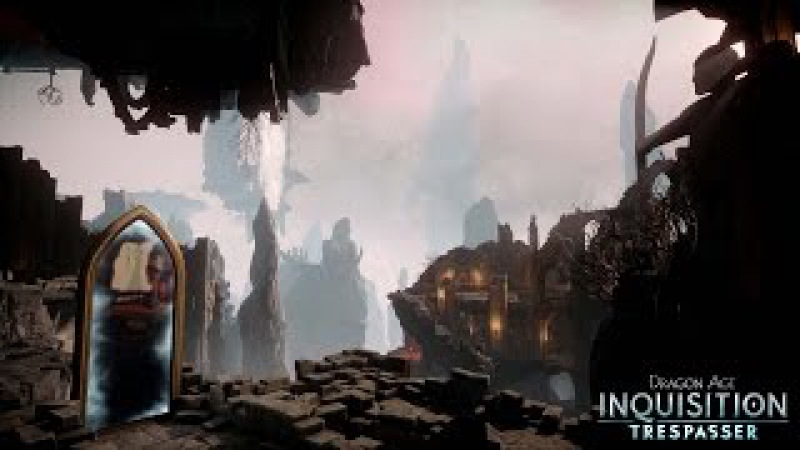 Dragon Age: Inquisition - Shattered Library Ambient