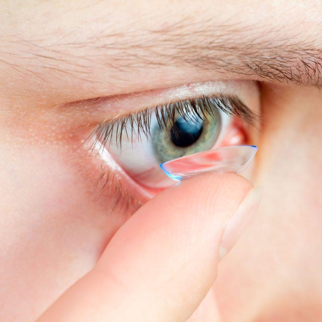 Что такое контактные линзы Toric?