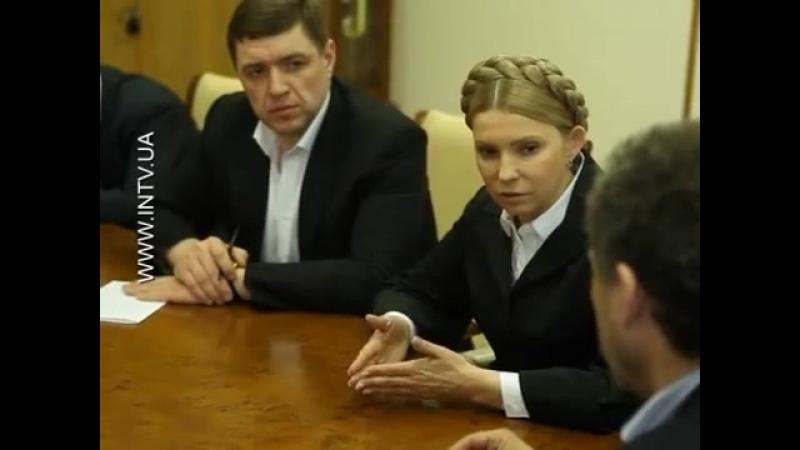 Тимошенко о ветеранах 03.05.2014 » Freewka.com - Смотреть онлайн в хорощем качестве