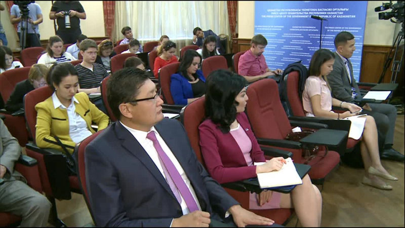 Брифинг по итогам заседания Правительства РК — 22.08.2017