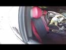 Накидки на сидения автомобиля из алькантары CANTRA