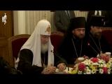 Патриарх Кирилл напихал прямо в глаза болгарскому президенту...