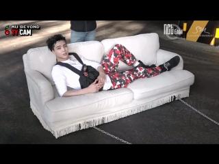 [РУС.СУБ.] [MU-BEYOND] NCT 127 Cherry Bomb #1